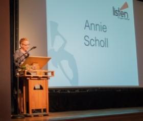 Annie Scholl